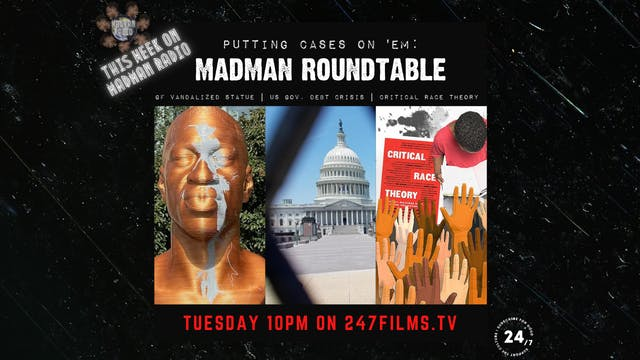 Madman Radio: News Politics & Social ...
