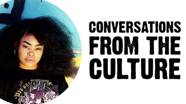 Conversations From The Culture - In Pursuit of Achaz