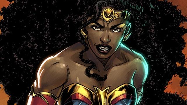When We See US: The Black Narrative in Sci-Fi, Super Hero Culture & Comics