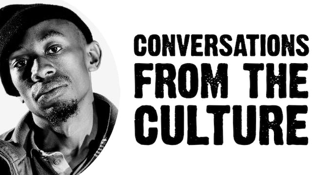 Conversations From The Culture - Slag...