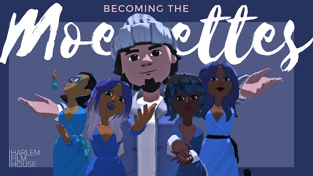 Becoming The Moe-ettes series trailer