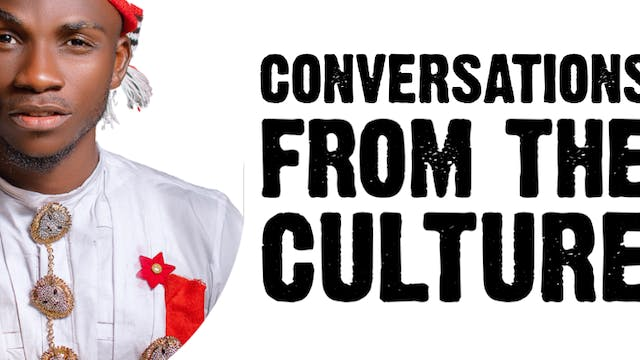 Conversations From the Culture - Quar...
