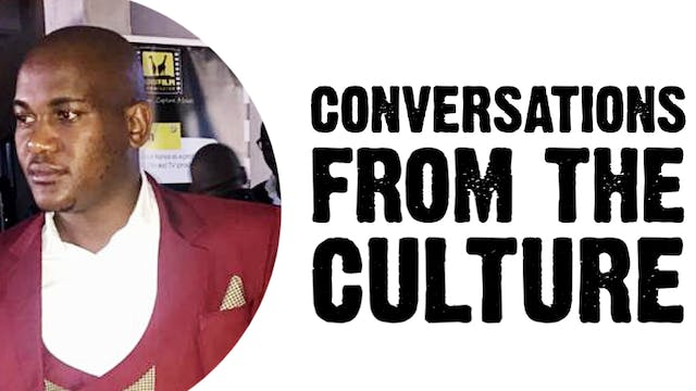 Coversations From The Culture - Sipho...