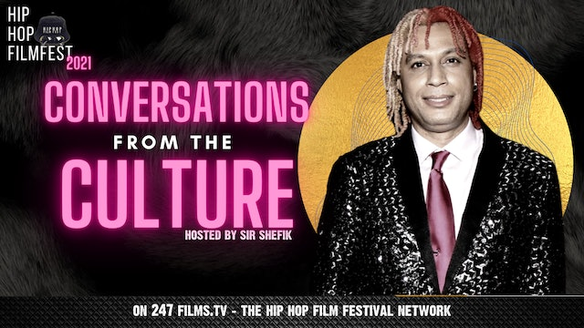 Conversations From The Culture - 2021 Festival Edition