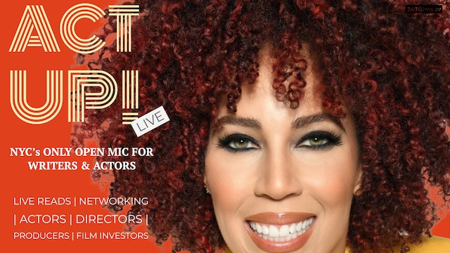 ACT UP! LIVE - Anniversary Edition | Feat. Lyn Talbert