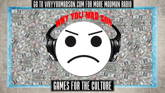 MadMan Radio : Games From The Culture
