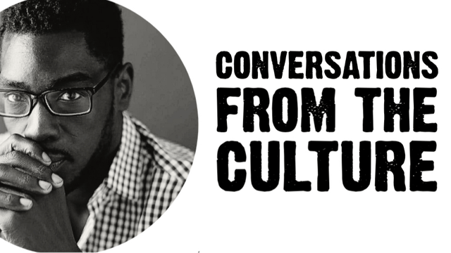 Conversations From The Culture - Bobby Huntley