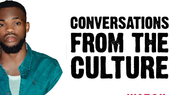 Conversations From The Culture - Tomorrow of