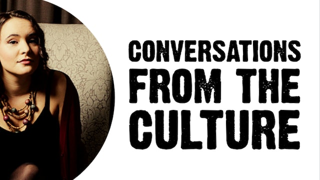 Conversations From The Culture - It's Where You Find Yourself