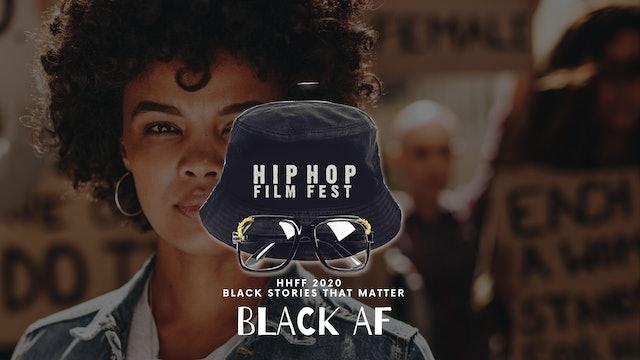 Black AF : Hip Hop Festival 2021