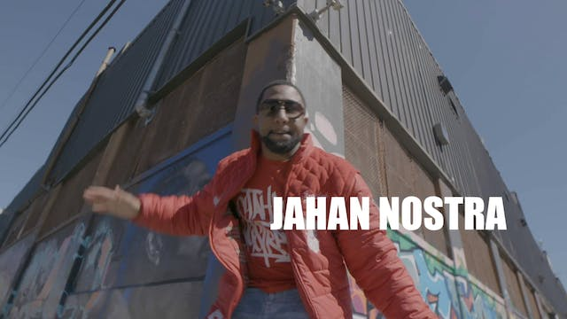 Jahan Nostra Dedication feat. Tahmell...