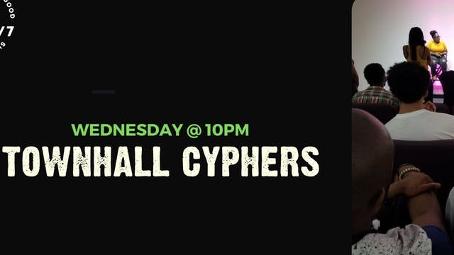 Town Hall Cypher