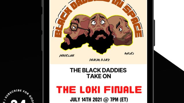 Black Daddies In Space Take on the LO...