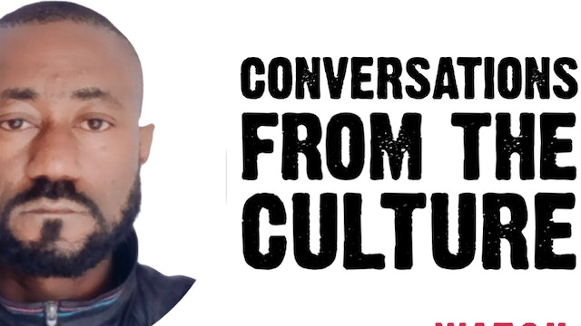 Conversations From The Culture - Victim