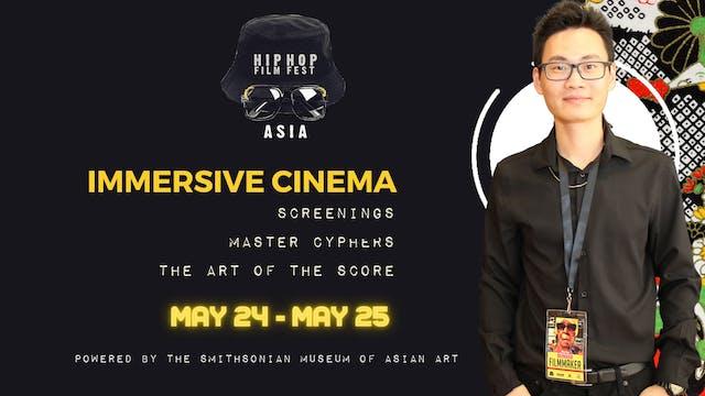 Hip Hop Film Festival ASIA