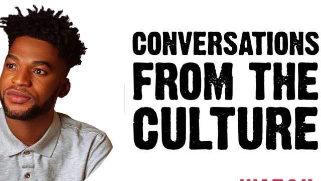 Conversations From The Culture - Dark Shades