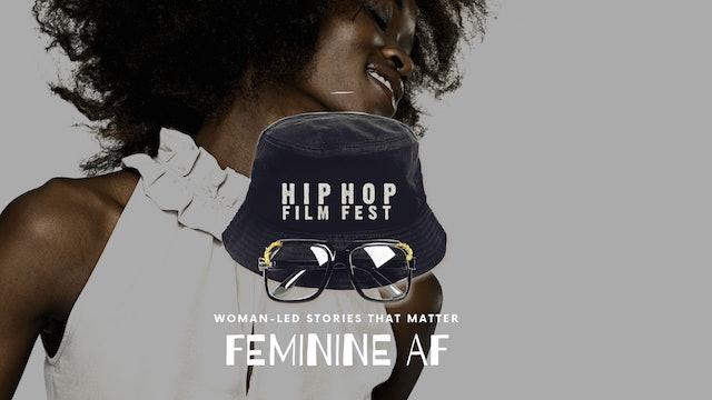 Powerful AF : Hip Hop Film Festival 2021