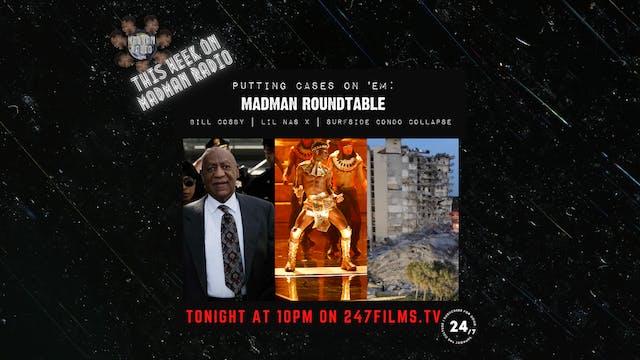 MadMan Radio Live!
