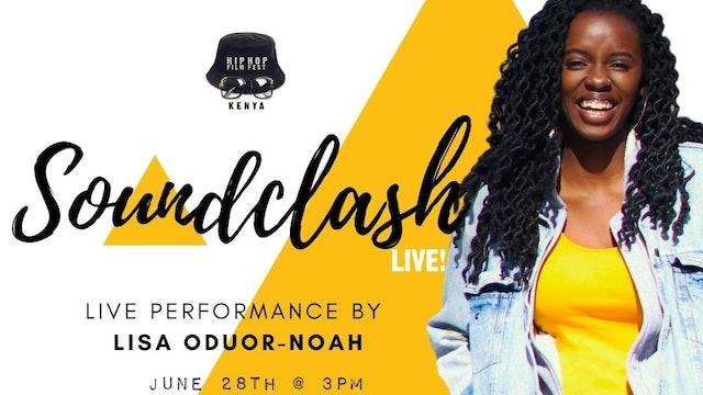 SOUNDCLASH LIVE!