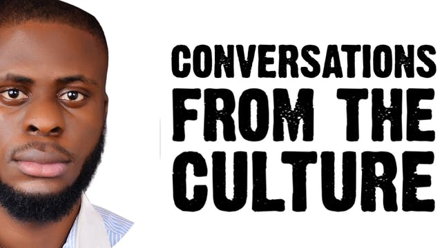 Conversations From The Culture - Sortie