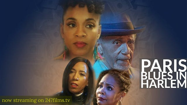 Paris Blues in Harlem trailer - 247films