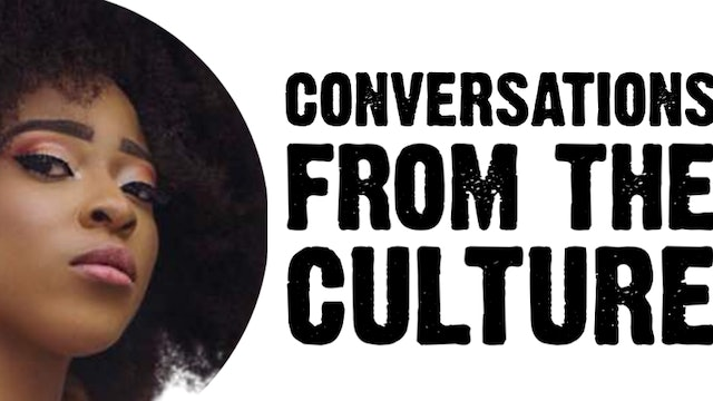 Conversations From The Culture - Blue