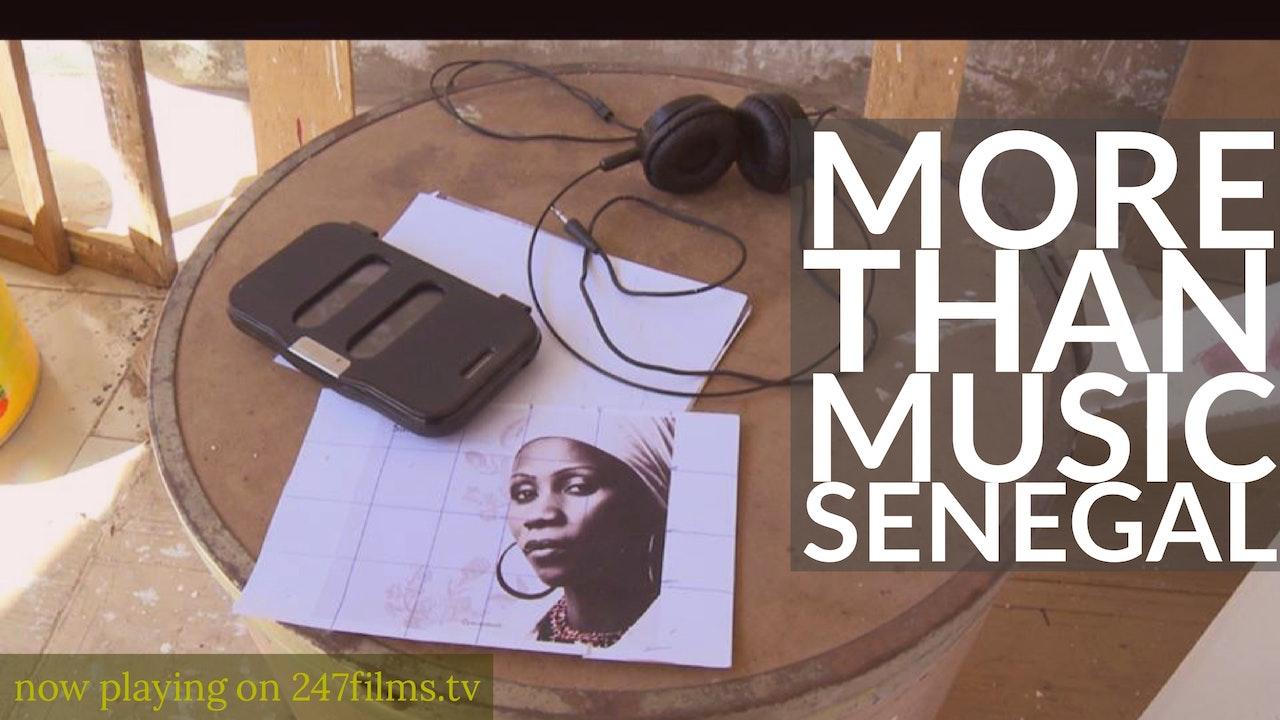 More Than Music Senegal