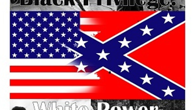 Black Privilege. White Power.
