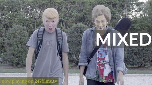 Mixed Trailer
