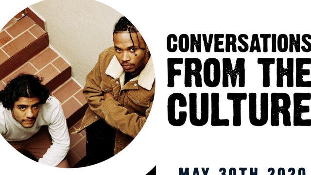 Conversations From The Culture - The New Wave & The Message