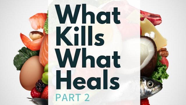 Brian Clement What Kills What Heals Part 2