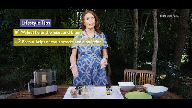 Vegan Walnut Cheese Recipe with Anna Maria