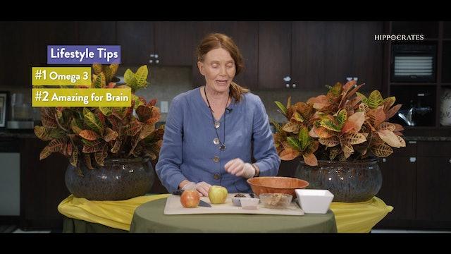 Haroset Recipe with Anna Maria
