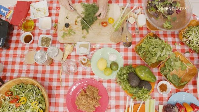 Raw Vegan Fiesta by Anna Maria Clement