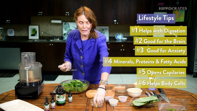 Digestion Improvement with Anna Maria