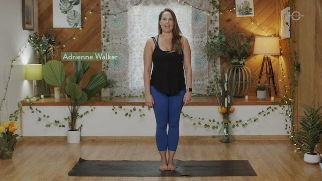 Yoga with Adrienne