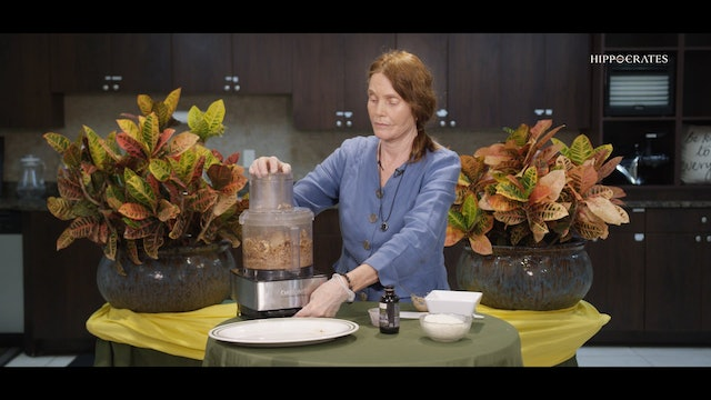 Nut & Date Ball Recipe with Anna Maria