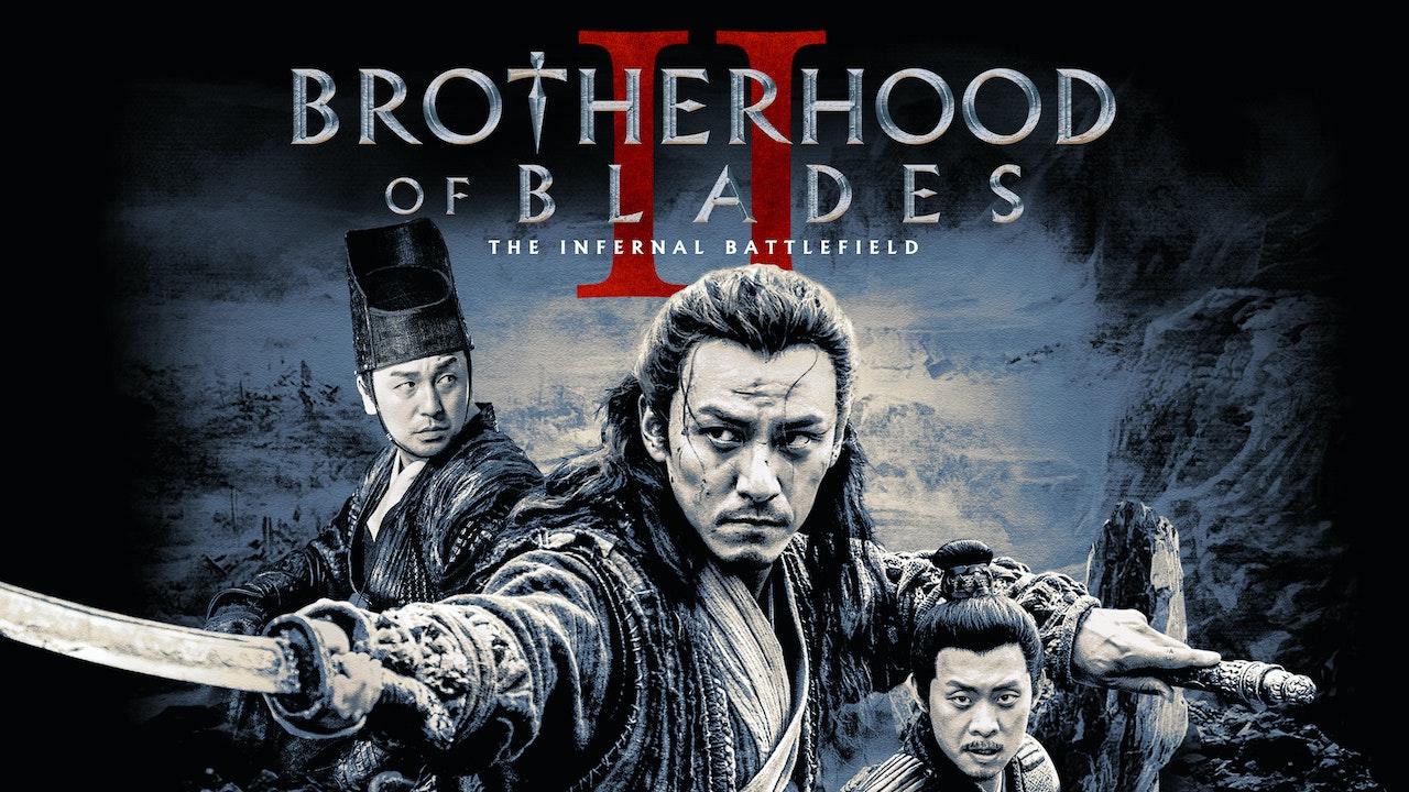 Brotherhood of Blades 2: The Infernal Battlefield