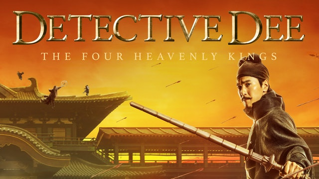 Detective Dee: The Four Heavenly Kingdoms