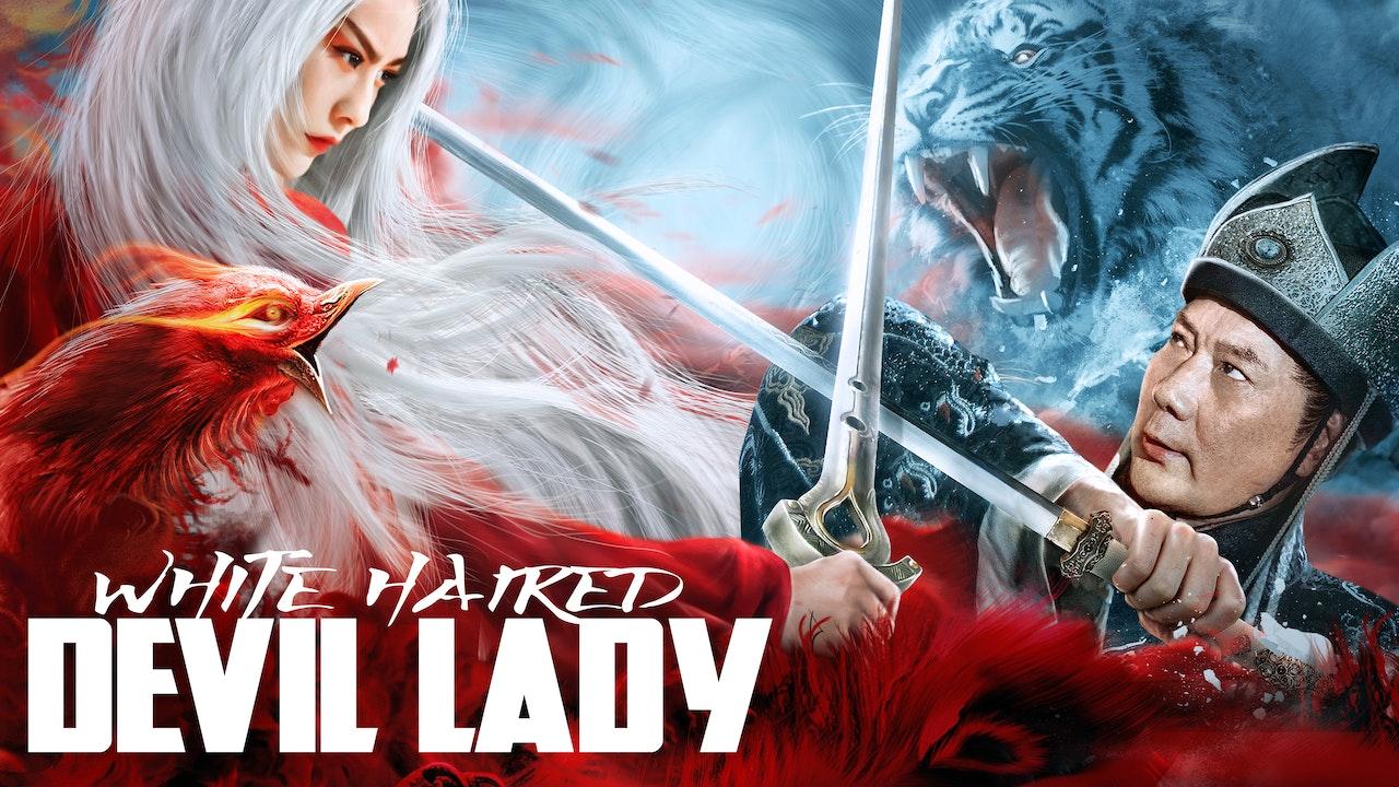 White Haired Devil Lady