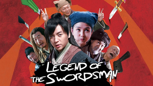 The Legend of a Swordsman