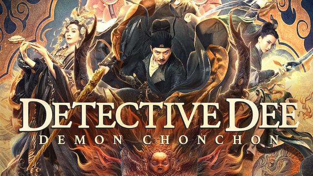 Detective Dee: Demon Chonchon