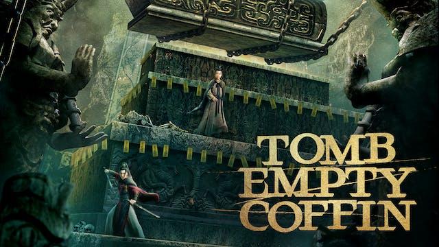 Tomb Empty Coffin
