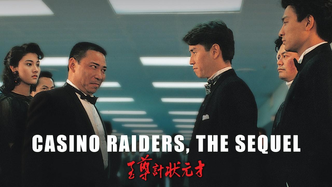 No Risk No Gain: Casino Raiders - The Sequel