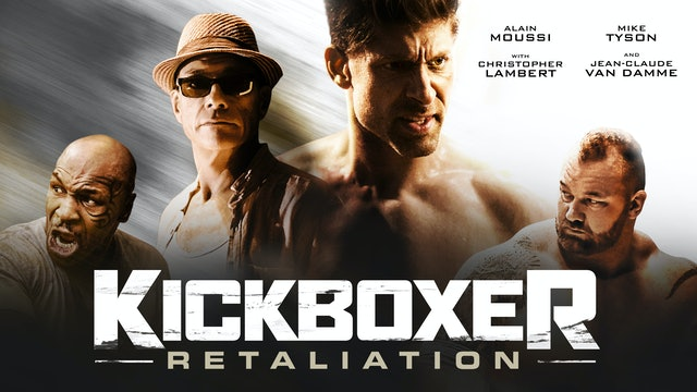 Kickboxer Retailation
