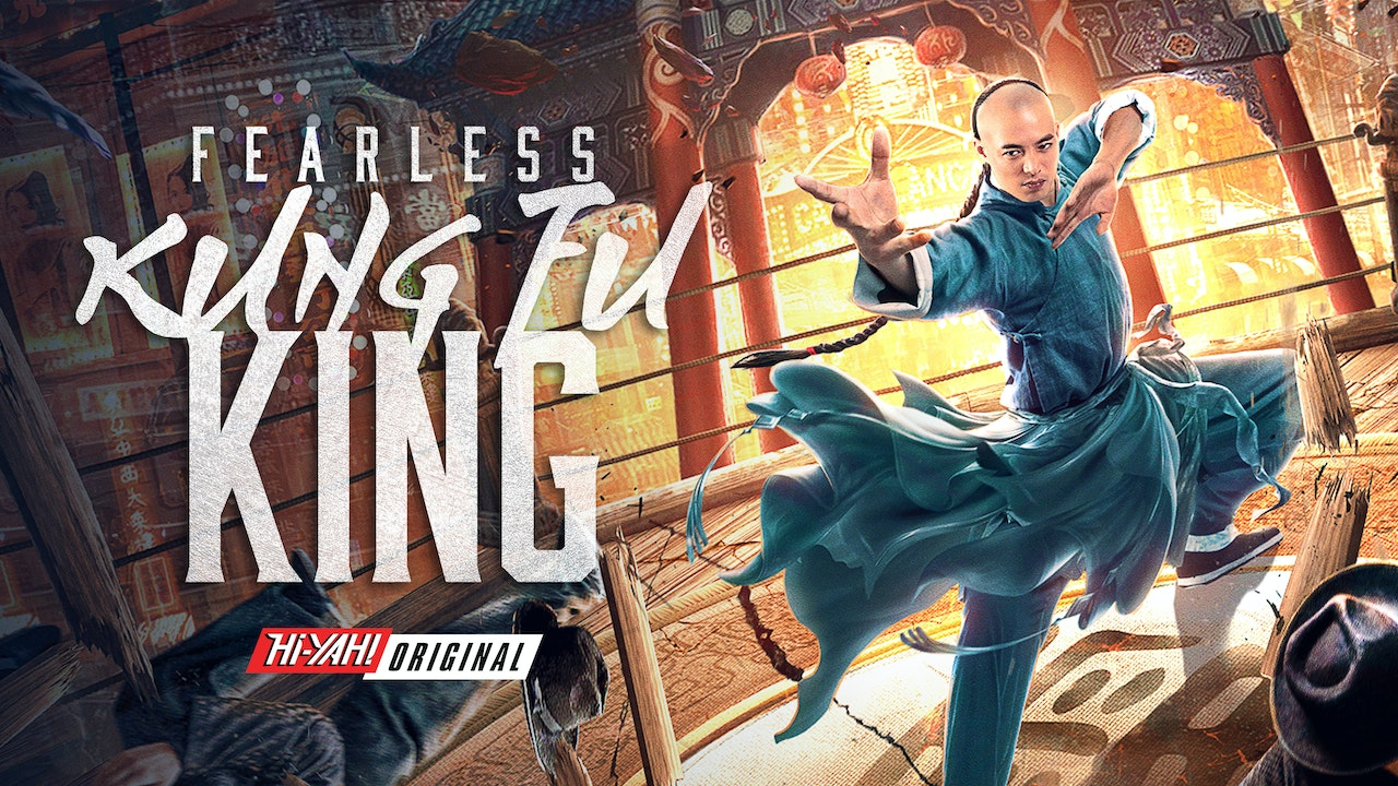 Fearless Kung Fu King
