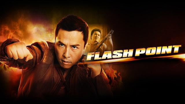 Flash Point (English Dub)