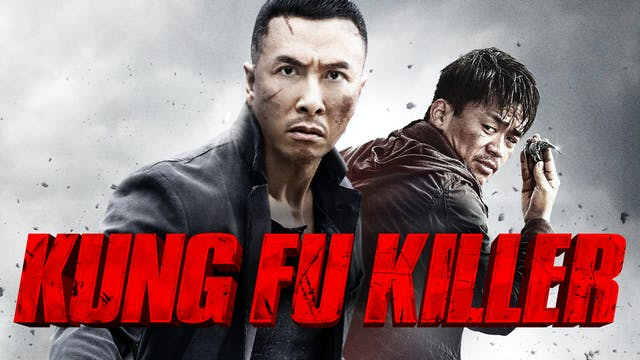 Kung Fu Killer (English Dub)