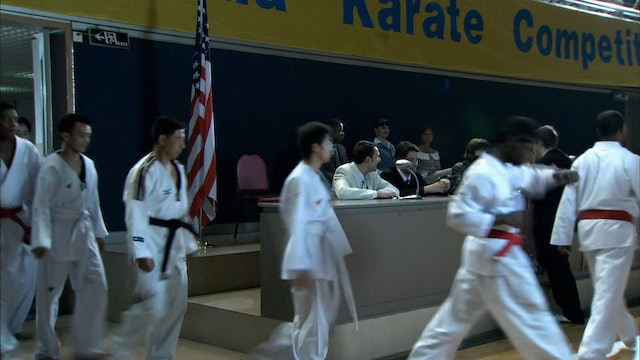 California Karate Competition