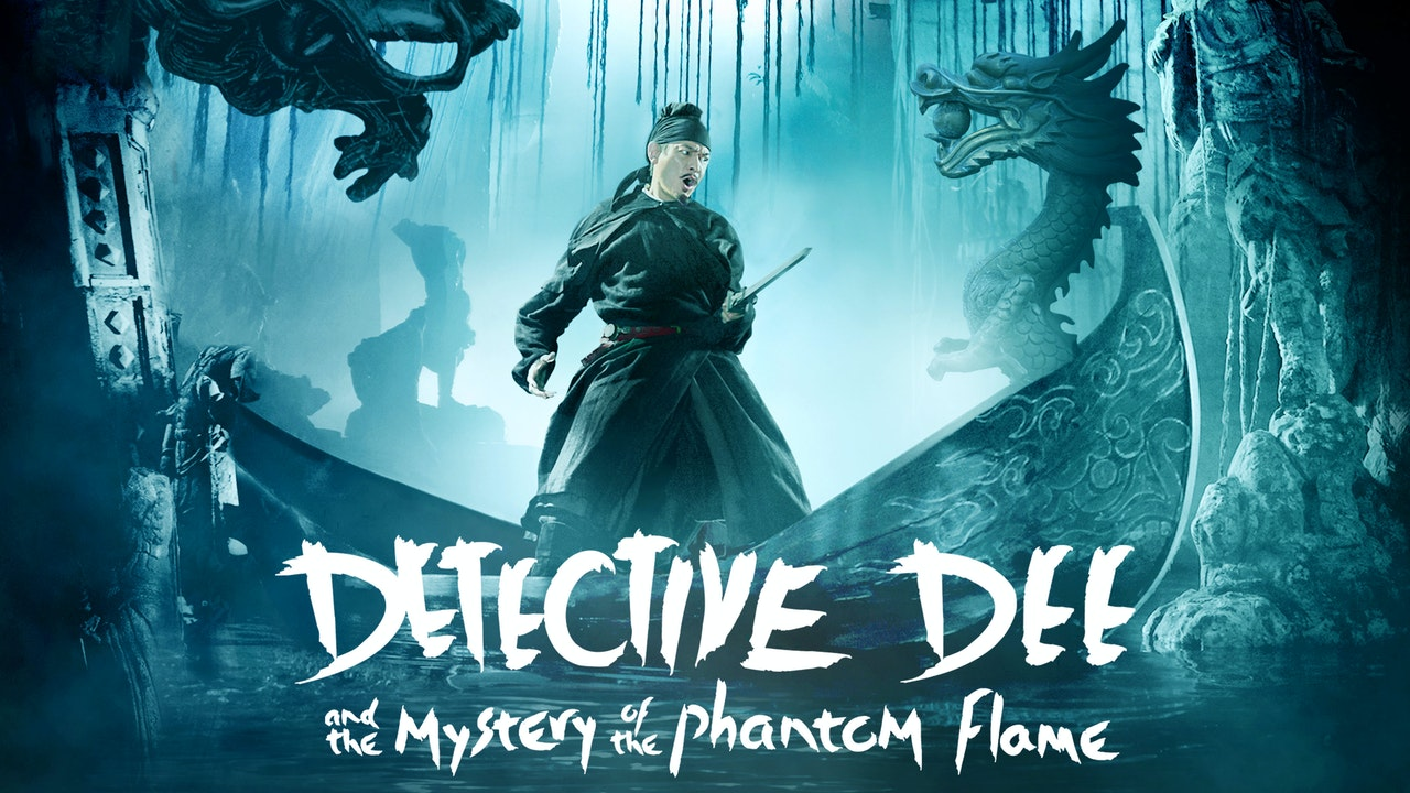Detective Dee And The Mystery Phantom Flame
